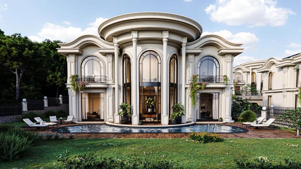 Elegant Detached Villas In Kocaeli