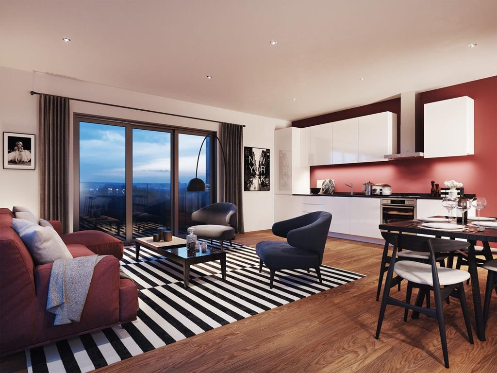 Modern Apartments In Bracknell