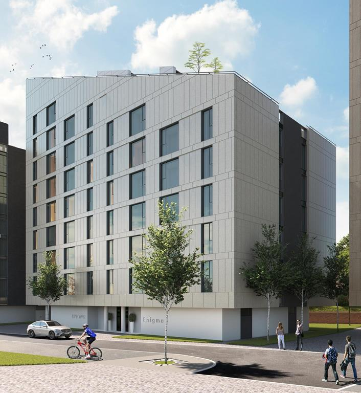 Riverside Apartments For Sale In Manchester