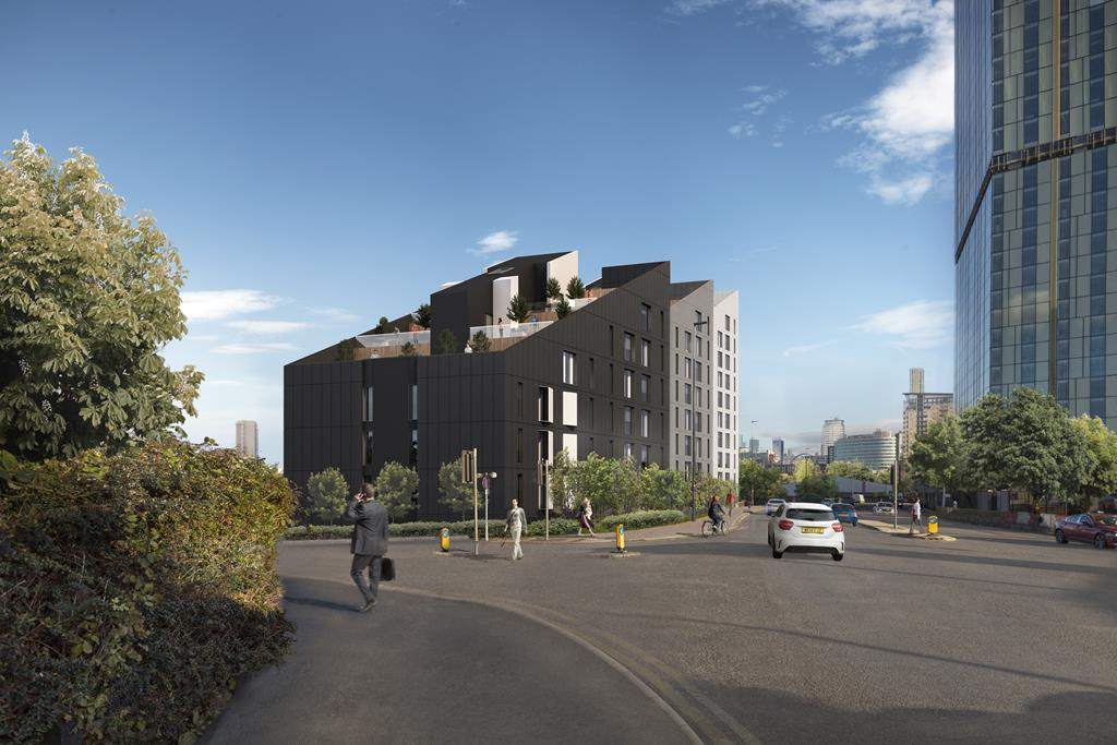 Riverside Flats For Sale In Manchester
