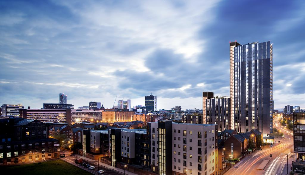 Iconic Flats For Sale In Manchester