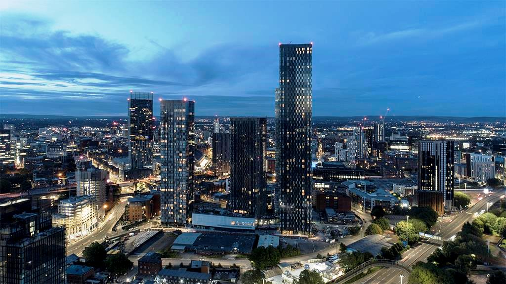 Manchester Penthouses For Sale